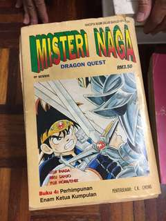Misteri Naga