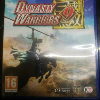 Dynasty Warriors 9 真三国无双