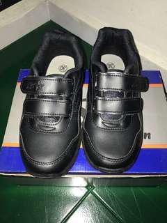 Black shoes for boys/girls