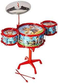 🚚 (Pre-Order)  Paw Patrol Drum Set