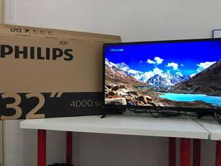 Philips 32″ 4000series SLIM FULL HD LED TV