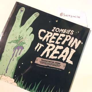 typo zombies fun game book creepin it real exercise