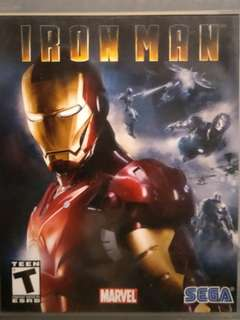 PS3 Marvel Iron Man (Ironman)