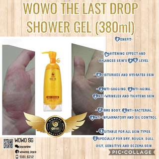 🚚 Wowo The last Drop Shower Gel