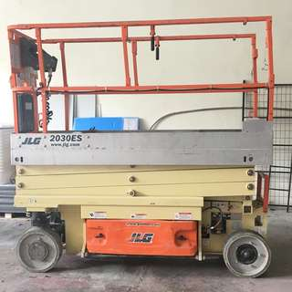 [OFFER!] JLG Scissor Lift (1 X 2030ES / 1 X 2646ES)