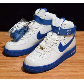 "Nike Air Force 1 Hi Retro ""Rude Awakening"" AQ4229-100 尺碼:36-45"