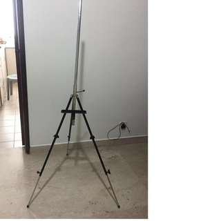 Poster Stand - Used Once (Made of Metal)
