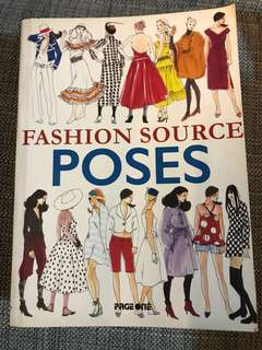 Fashion sources poses