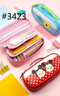 #3423 卡通筆袋 - $59