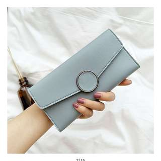 Simple Classy Korean Wallet