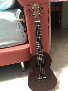 Aleho Concert Ukulele +1 lesson