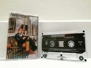 Kaset weezer