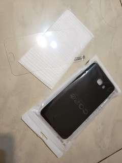 Samsung A8 A810 保護套 玻璃貼
