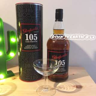 Glenfarclas 105 single malt Whisky cask strength 格蘭花格105 原酒 威士忌