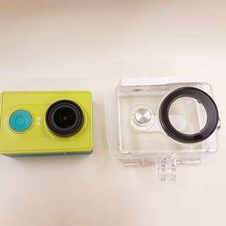 小蟻運動相機 Action Cam + 防水殼