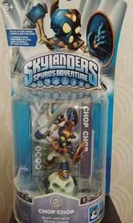 Skylander Spyro Adventure Chop Chop