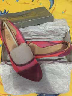 Noche Pink Heels