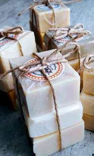 Homemade soap (gift package)
