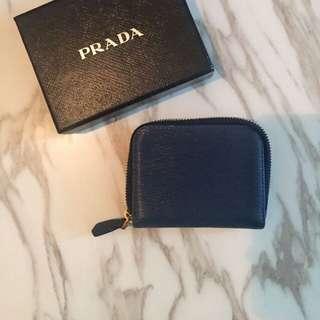 Prada Coins/cards Bag not Chloe