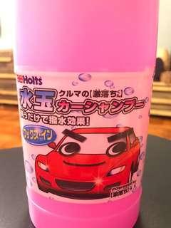 日本製 起撥水 泡沫洗車液