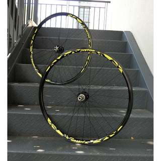 NEW Piston Road Wheelset