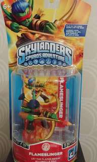 Skylander Spyro Adventure Flameslinger