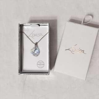 LOVISA Swarovski Crystal Necklace