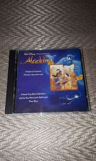 Ost Walt Disney - Aladdin(1992 cd)