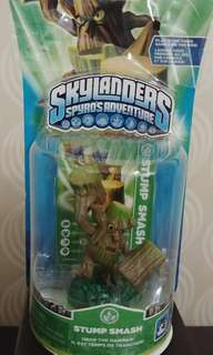 Skylanders Spyro Adventure Stump Smash