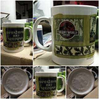 Mug The Lost World/Jurasic Park