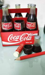 Coke Bottles , 7-Up & collectibles