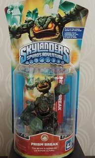 Skylander Spyro Adventure Prism Break