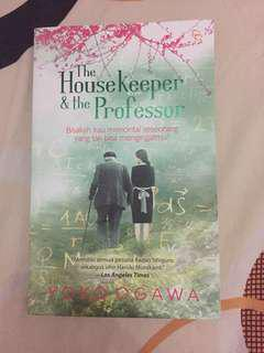 novel The Housekeeper and the Professor