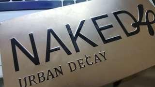 URBAN DECAY Naked 4 Eyeshadow