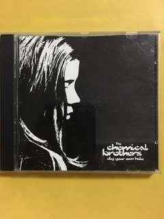 The Chemical Brothers Cd