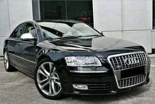 Audi S8  5.2CC V10 Engine 2009/10