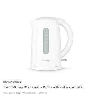 Breville soft top classic kettle