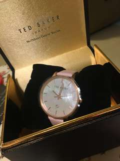 (NEW!)Ted Baker pearl face watch 女裝錶
