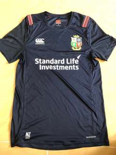 Canterbury Lions dry top ( English Only / NO BARGAINING)