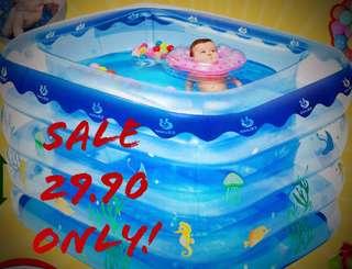 🚚 Baby pool