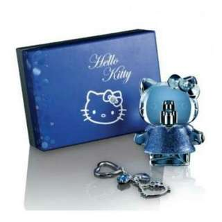 Hello Kitty Diamond Perfume And Keychain-Repriced!!!