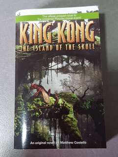 🚚 King Kong: The Island of the Skull