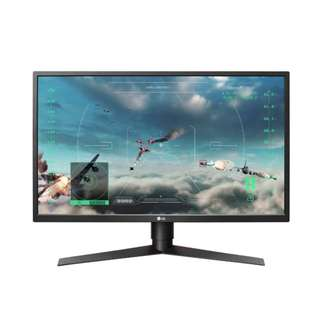 LG GAMING MONITOR 240HZ 1080P 27""