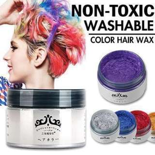 🚚 Japan washable colour hairwax
