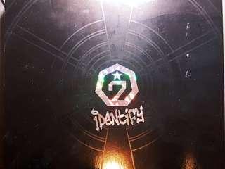 Got7 Identify 連珍榮小卡