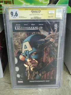 Chris Evans CGC SS - Marvel Comics