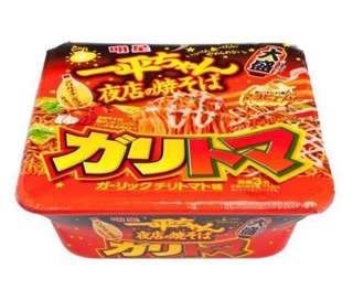 日本 一平大蒜番茄辣撈麵