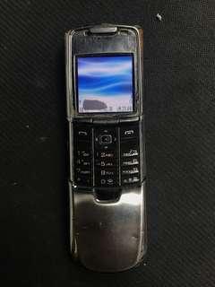 Nokia 8800 LCD有問題