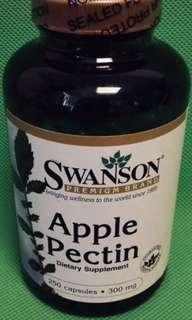 Swanson Apple Pectin 蘋果果膠