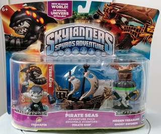 Skylanders Spyro Adventure Pirate Seas